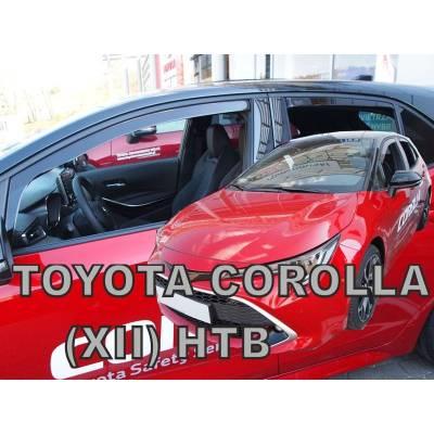 Ofuky - Toyota Corolla Hatchback, 5dv., od 10/2018- (+zadní)
