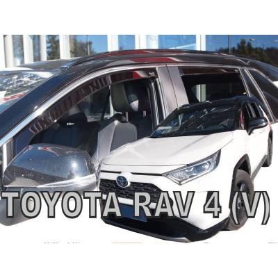 Ofuky - Toyota RAV4, 5dv., od 12/2018- (+zadní)