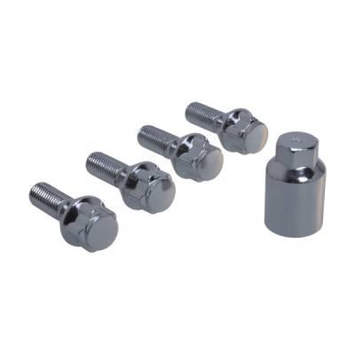 Kolové bezpečnostní šrouby 12x1,25 27C