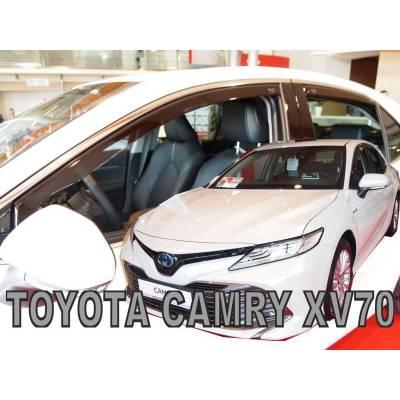 Ofuky - Toyota Camry XV70, 5dv., od 6/2017- (+zadní)