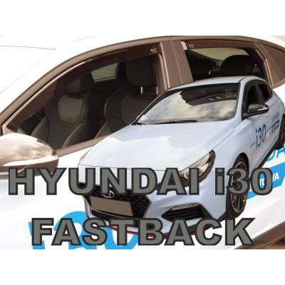 Ofuky - Hyundai i30 Fastback N, 5dv., od 2019- (+zadní)