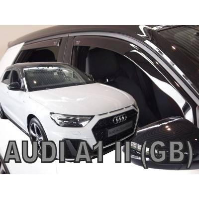 Ofuky - Audi A1, od 7/2018- (+zadní)