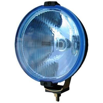 Světlo dálkové kulaté - průměr 183 mm, modré