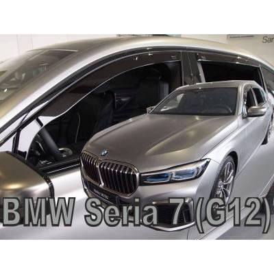 Ofuky - BMW řada 7 (G12), 5dv., od 7/2015- (+zadní)