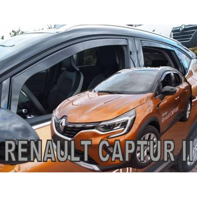 Ofuky - Renault Captur, 5dv., od 2019- (+zadní)