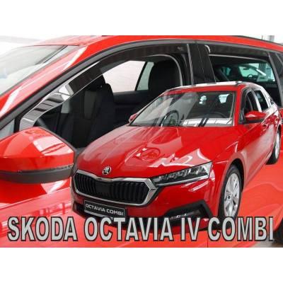 Ofuky - Škoda Octavia IV Combi, od 2020- (+zadní)