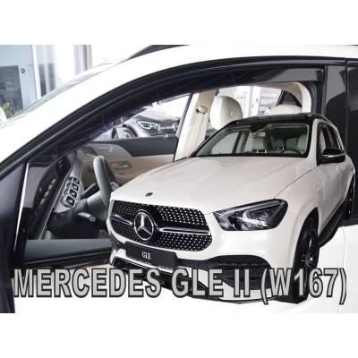 Ofuky - Mercedes-Benz GLE II (W167), 5dv., od 10/2018-