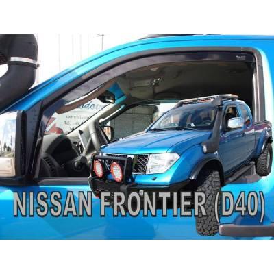 Ofuky - Nissan Frontier Pick-Up D4, 2dv., r.v. 2005-2014