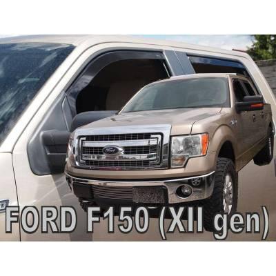 Ofuky - Ford F-150 XLT, 4dv., r.v. 2008-2014 (+ zadní)