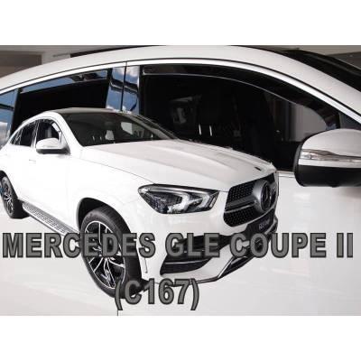 Ofuky - Mercedes-Benz GLE II (C167) Coupé, 5dv., od 11/2019- (+ zadní)