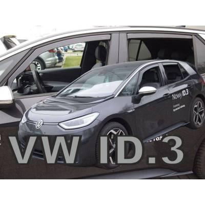 Ofuky - VW ID.3, 5dv., od 11/2019- (+zadní)