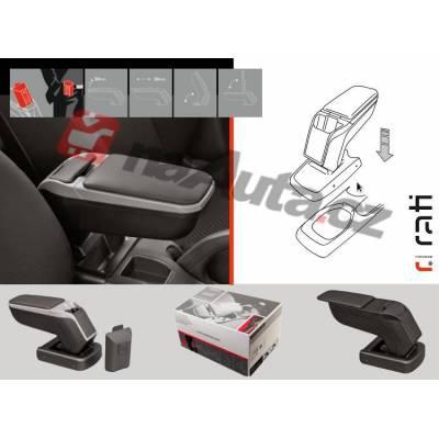 Loketní opěrka - Nissan Juke, od 8/2019- (černé lemování)